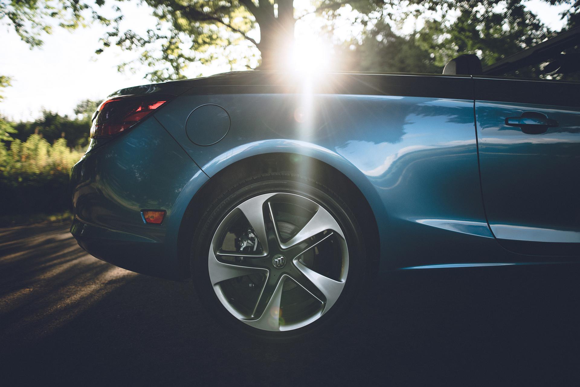 2017 Buick Cascada Sport Touring © General Motors