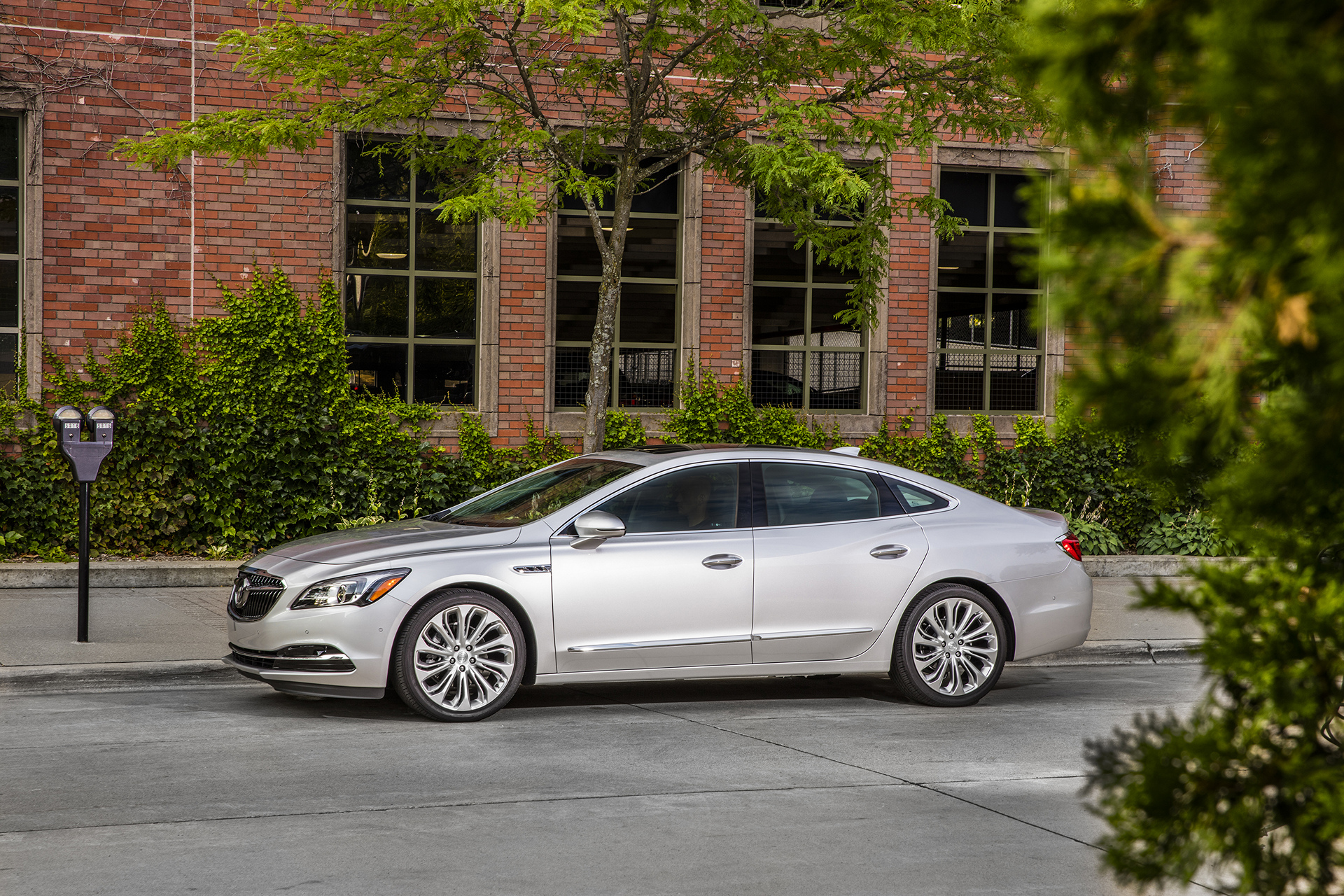 2017 Buick LaCrosse © General Motors