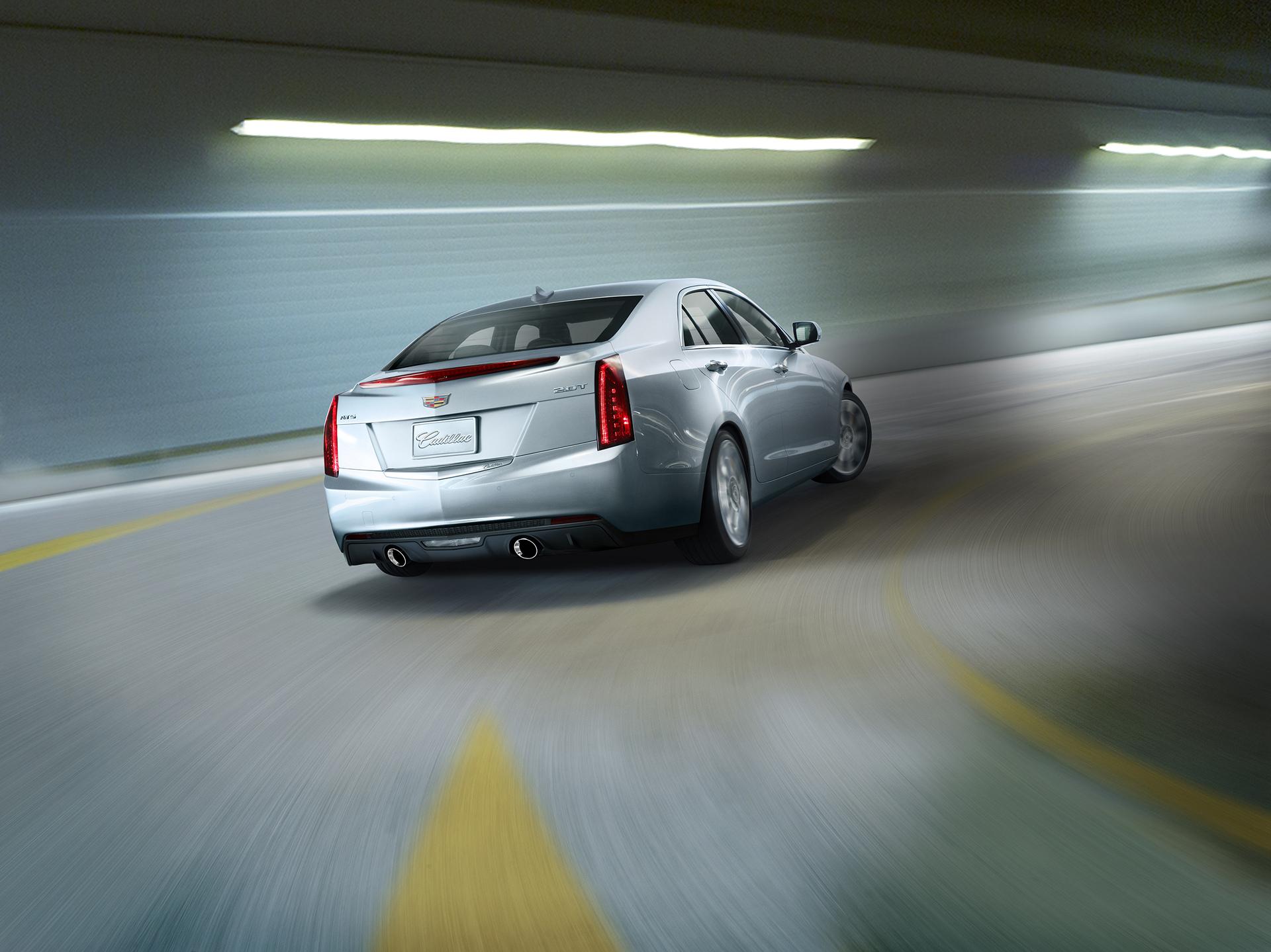 2017 Cadillac ATS © General Motors