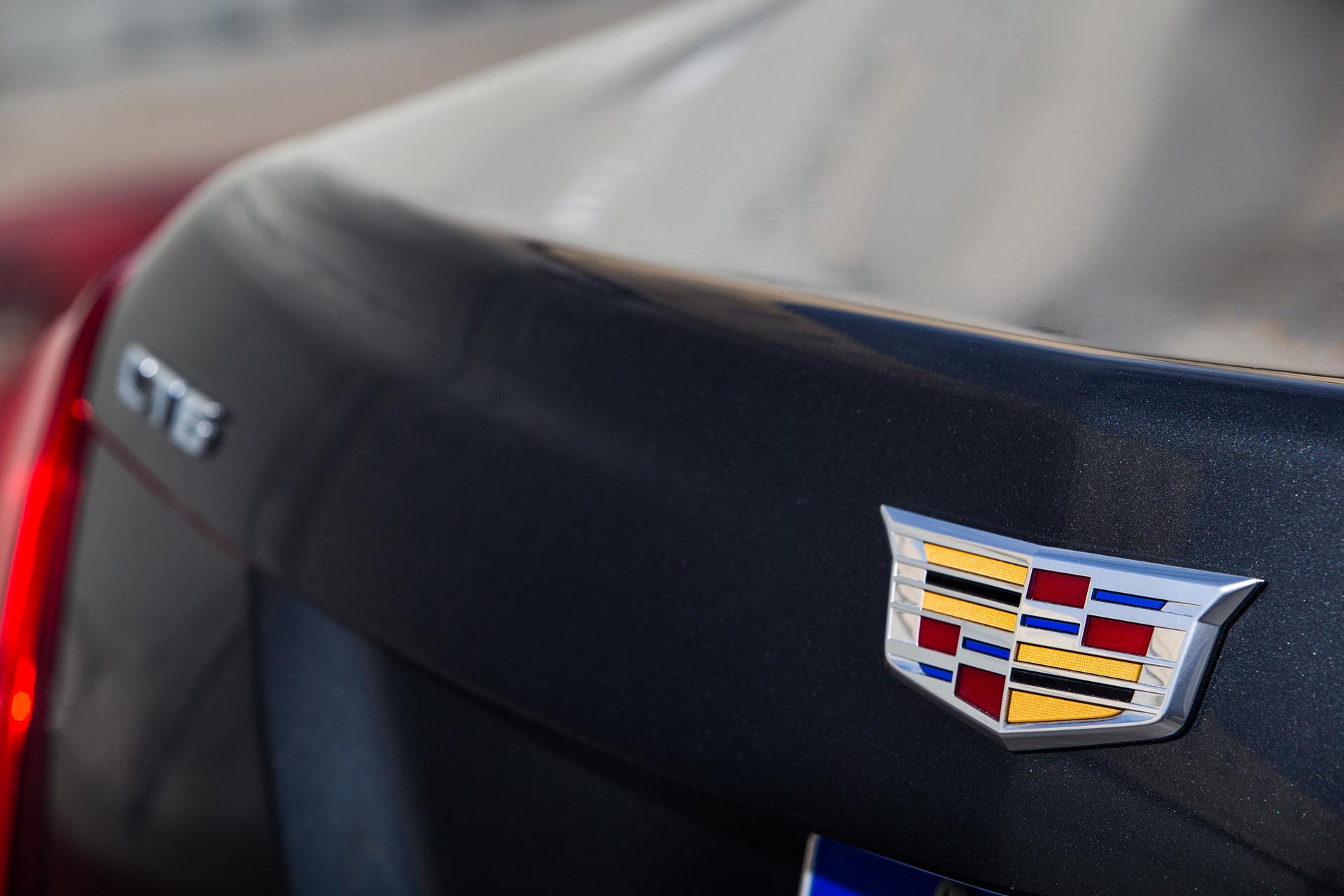 2017 Cadillac CT6 © General Motors