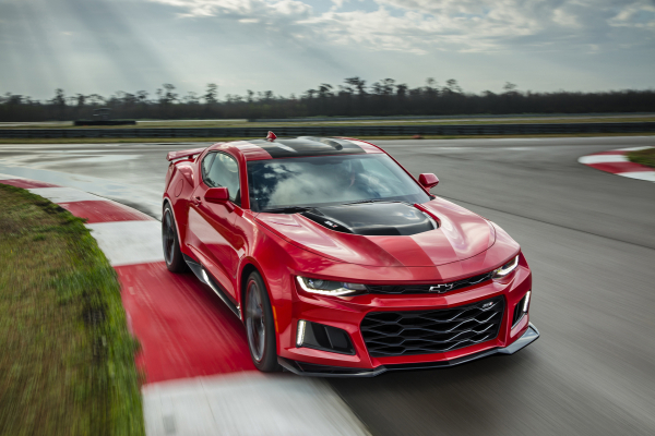 2017 Chevrolet Camaro ZL1 © General Motors