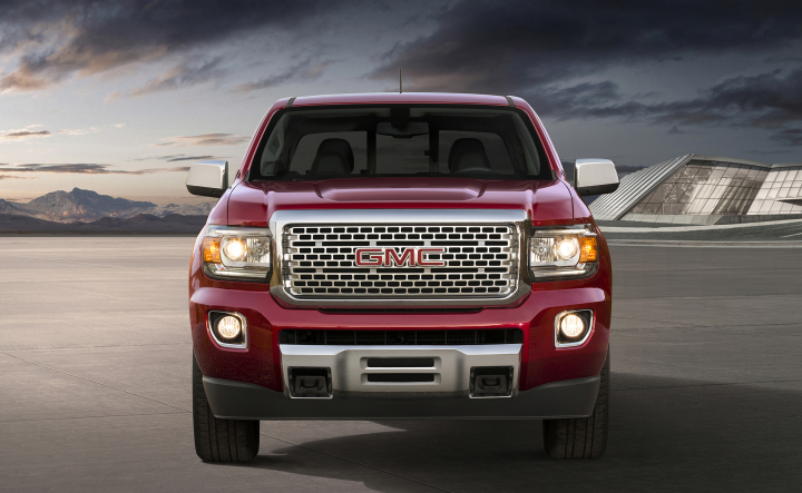 GMC Canyon Extends Momentum with Broader 2017 Lineup