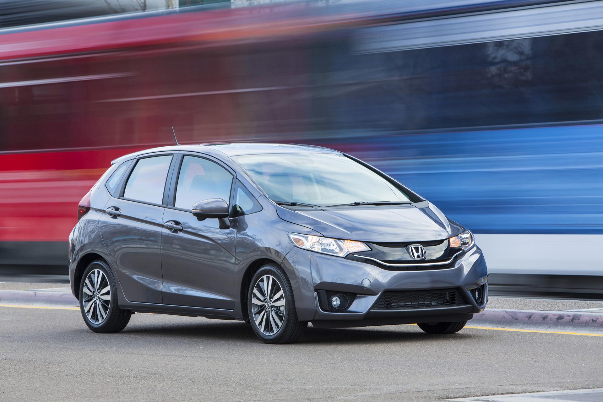 2017 Honda Fit © Honda Motor Co., Ltd.