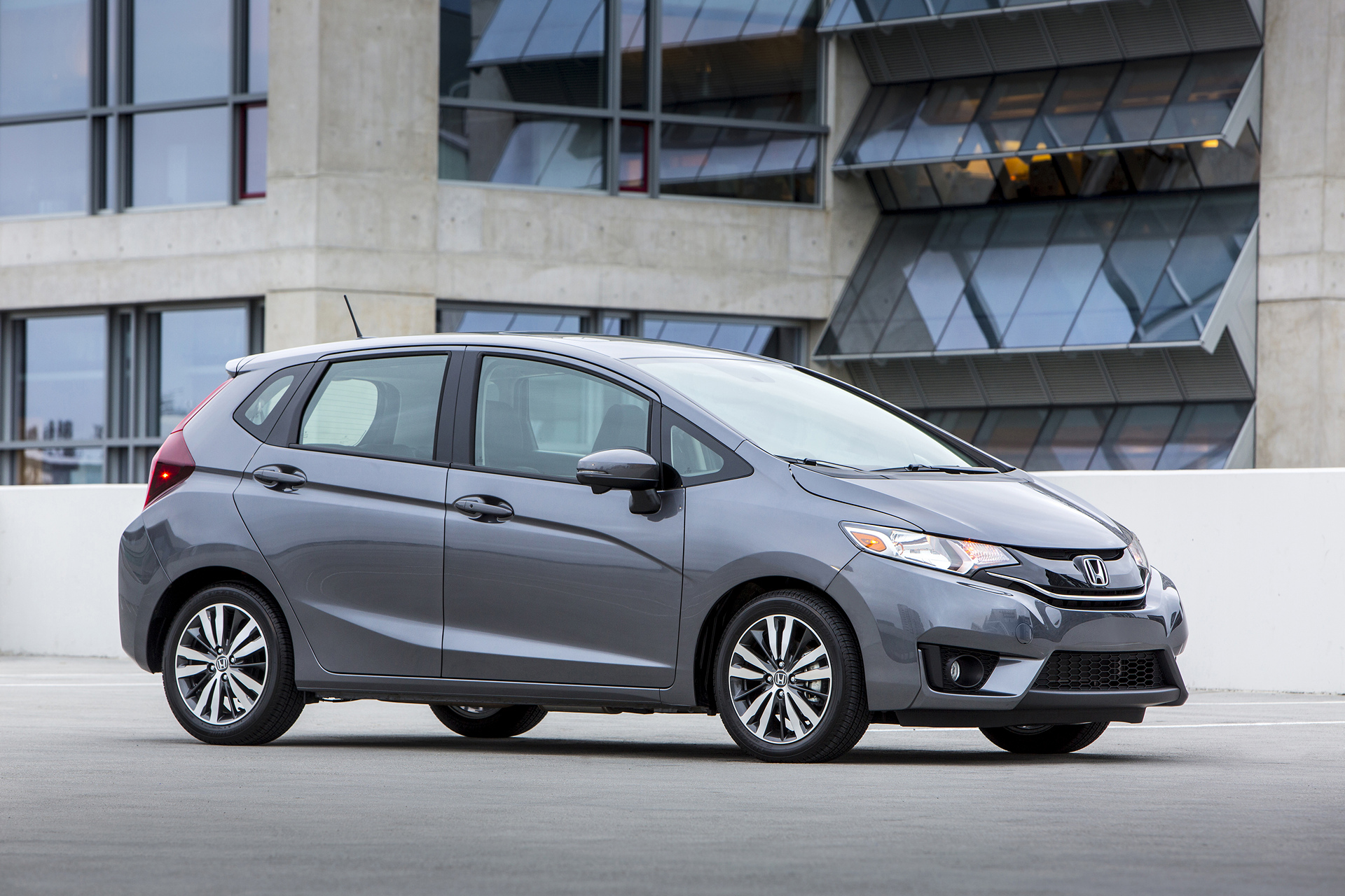 2017 Honda Fit © Honda Motor Co., Ltd.