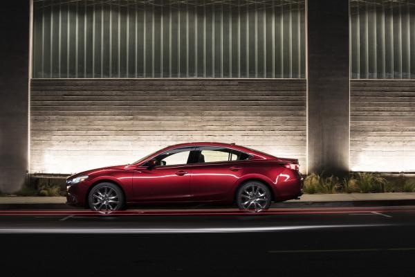 2017 Mazda6 © Mazda Motor Corporation