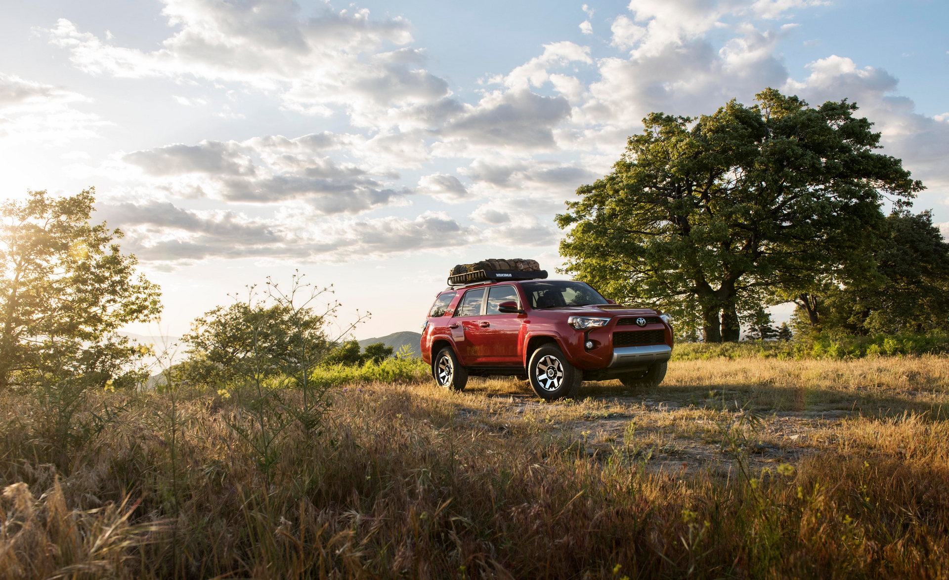 2017 Toyota 4Runner TRD Off-Road Premium © Toyota Motor Corporation