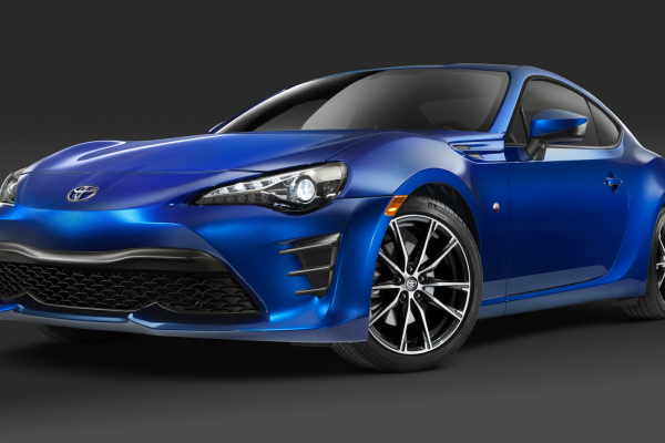2017 Toyota 86 © Toyota Motor Corporation