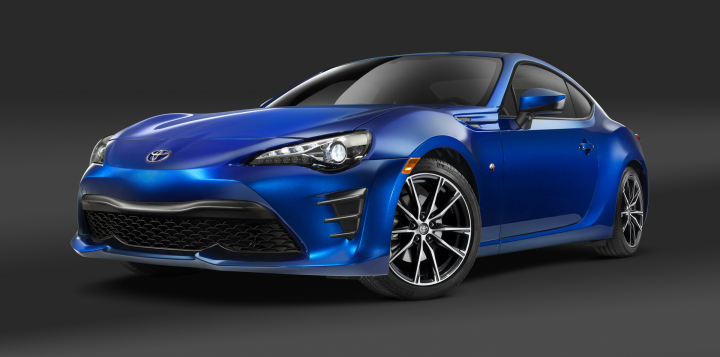2017 Toyota 86 Preview