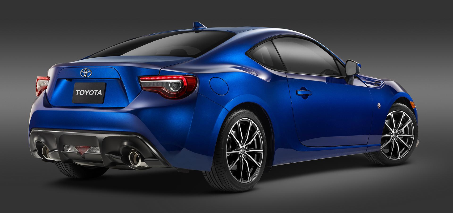 2017 Toyota 86 © Toyota Motor Corporation