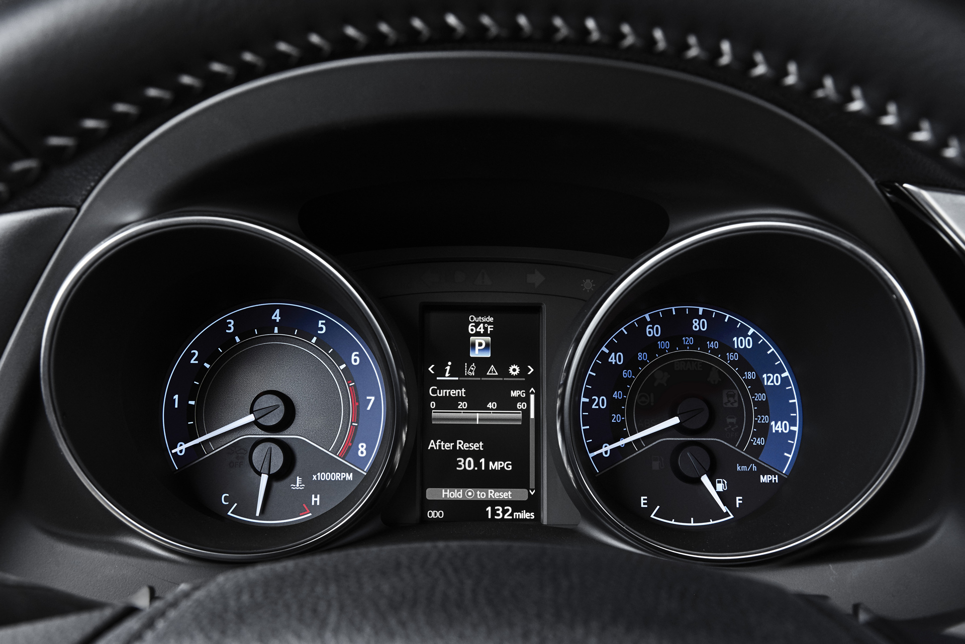 2017 Toyota Corolla iM © Toyota Motor Corporation
