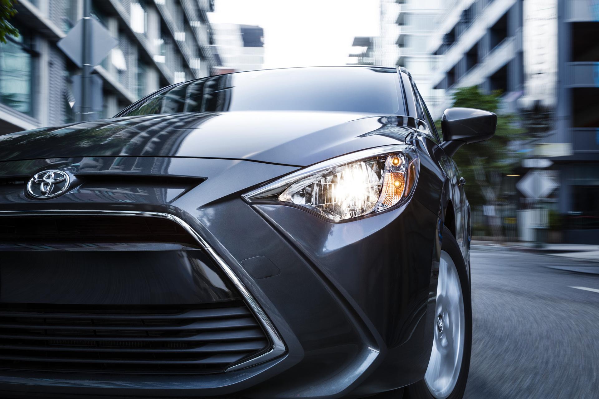 2017 Toyota Yaris iA © Toyota Motor Corporation