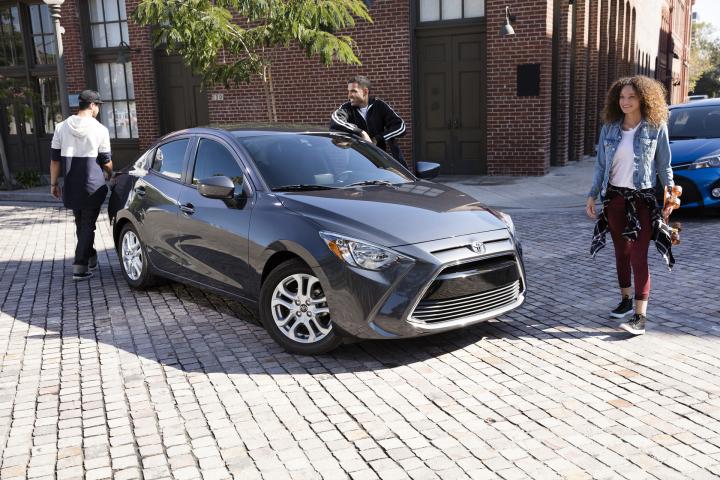 2017 Toyota Yaris iA Review