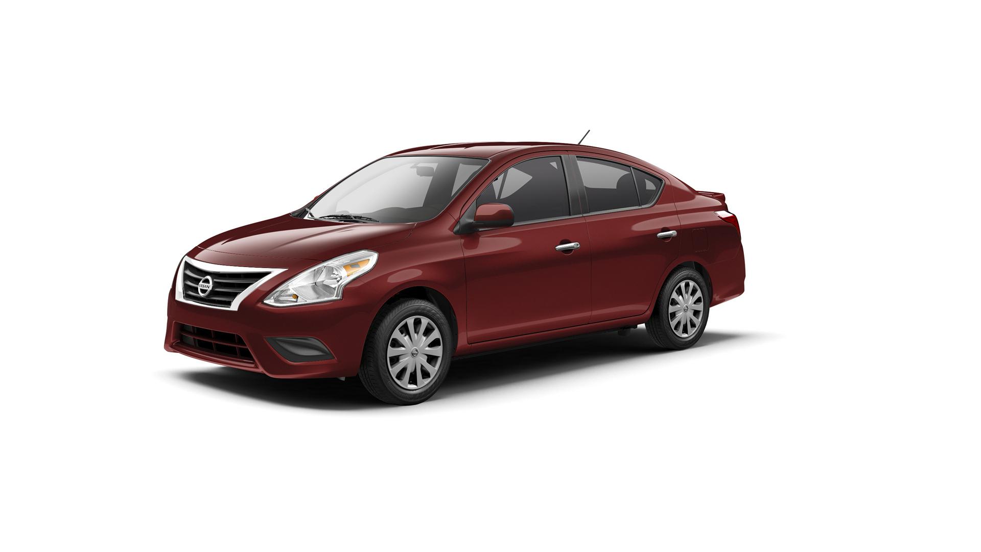 2017 Nissan Versa Sedan © Nissan Motor Co., Ltd.