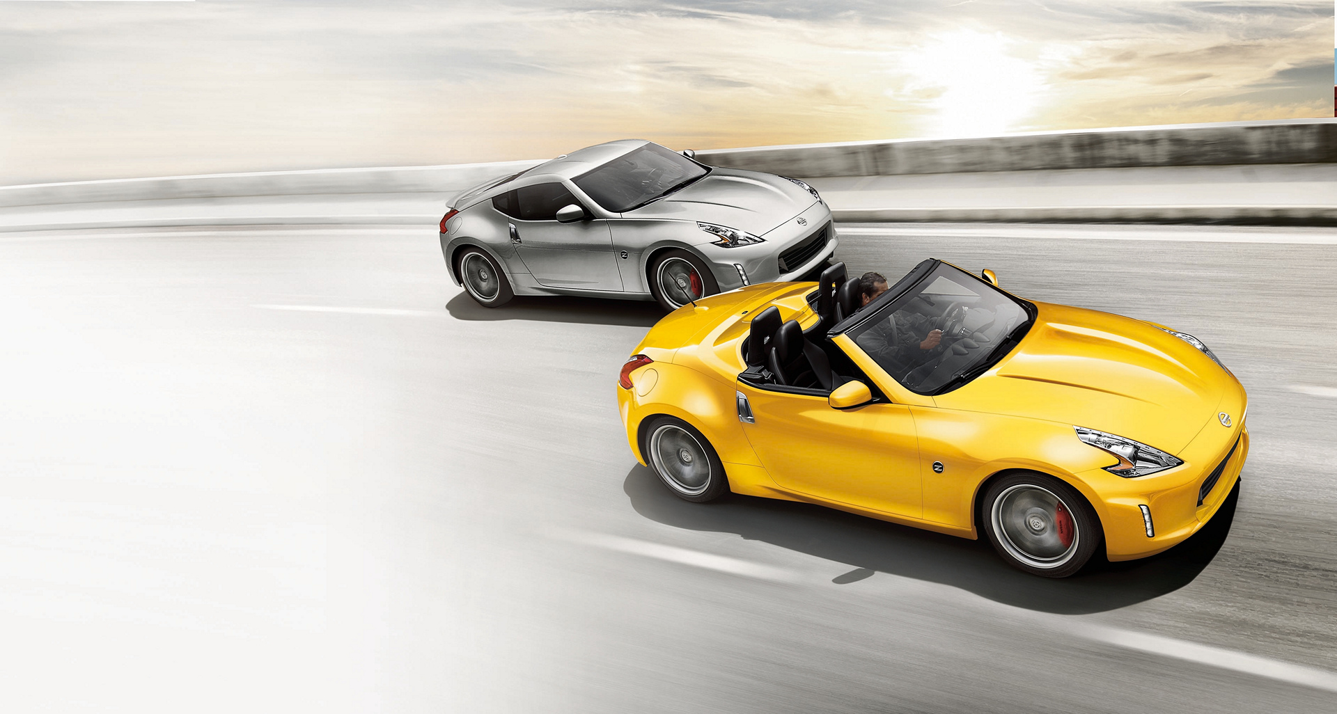 2017 Nissan Z Coupe and Roadster © Nissan Motor Co., Ltd.
