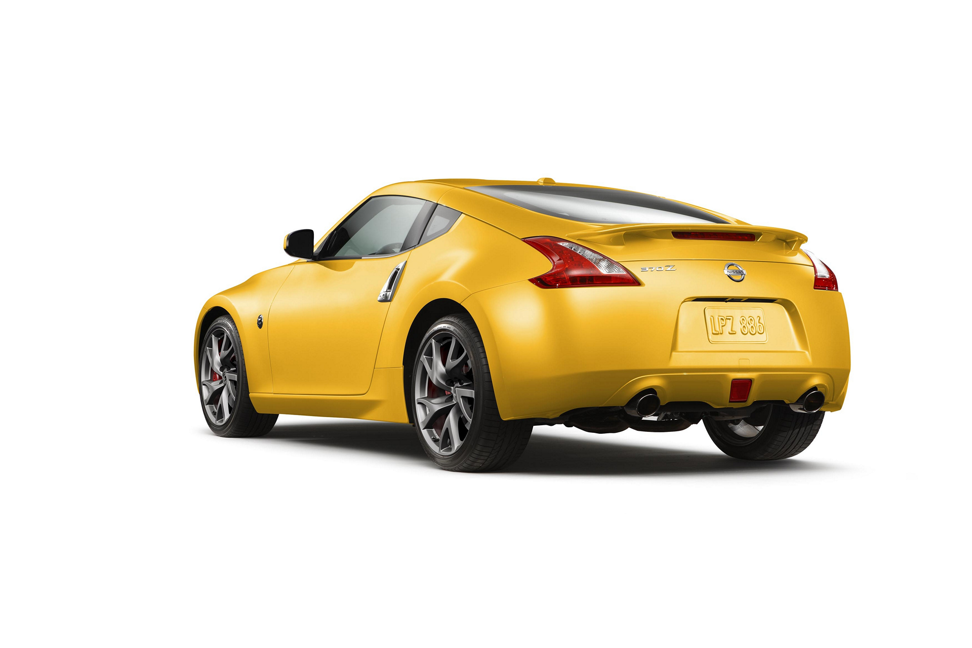2017 Nissan 370Z Coupe © Nissan Motor Co., Ltd.