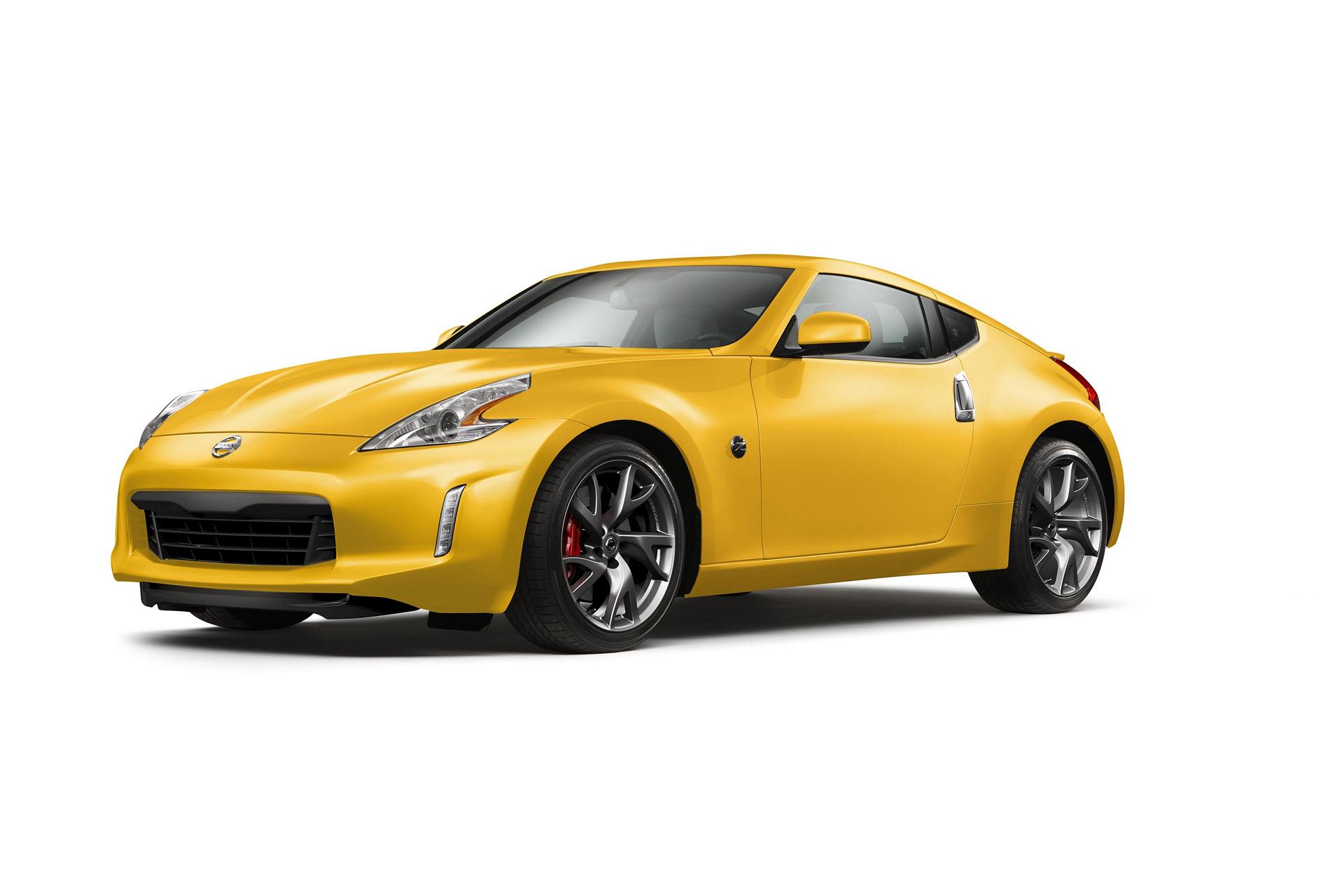2017 Nissan 370Z Coupe © Nissan Motor Co., Ltd.