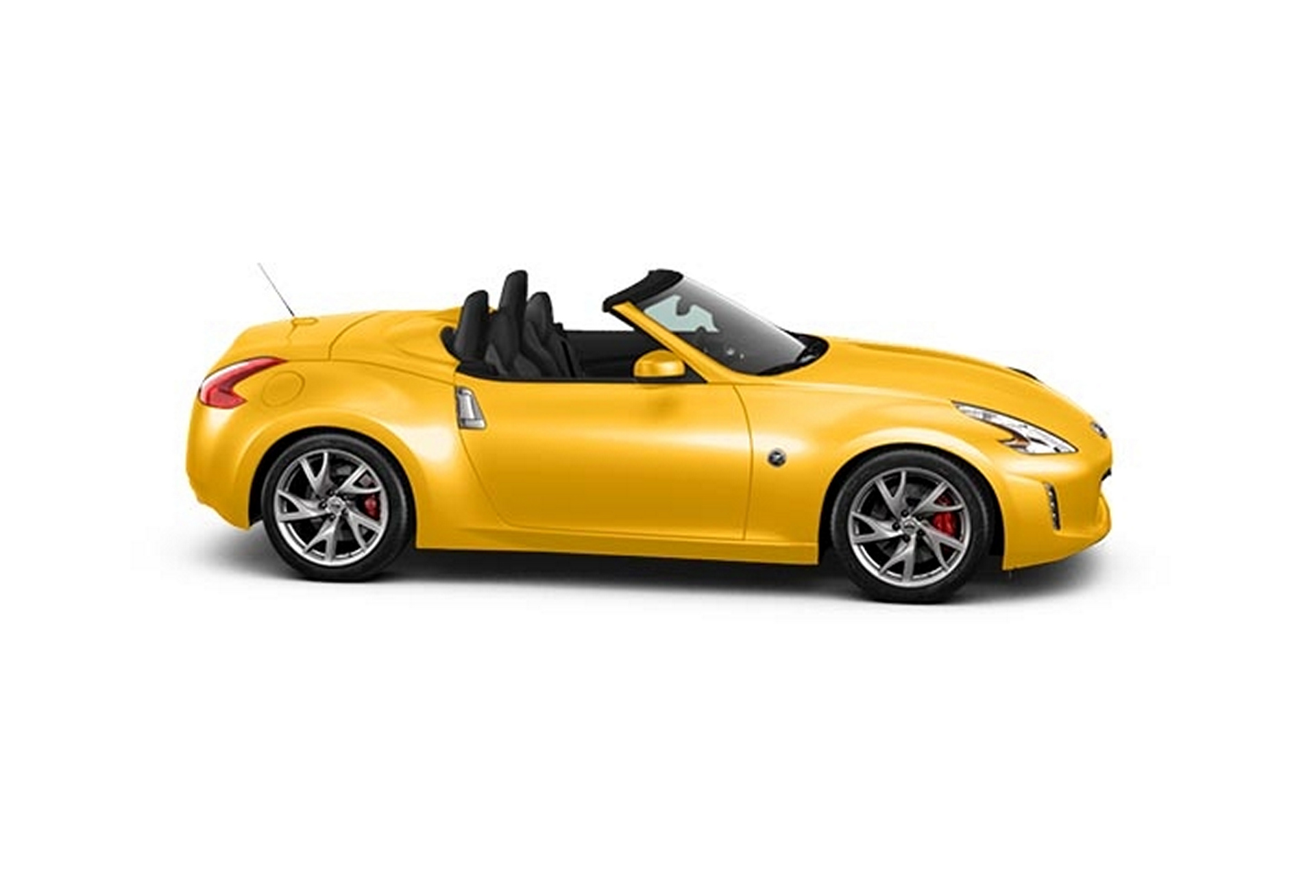 2017 Nissan 370Z Roadster © Nissan Motor Co., Ltd.