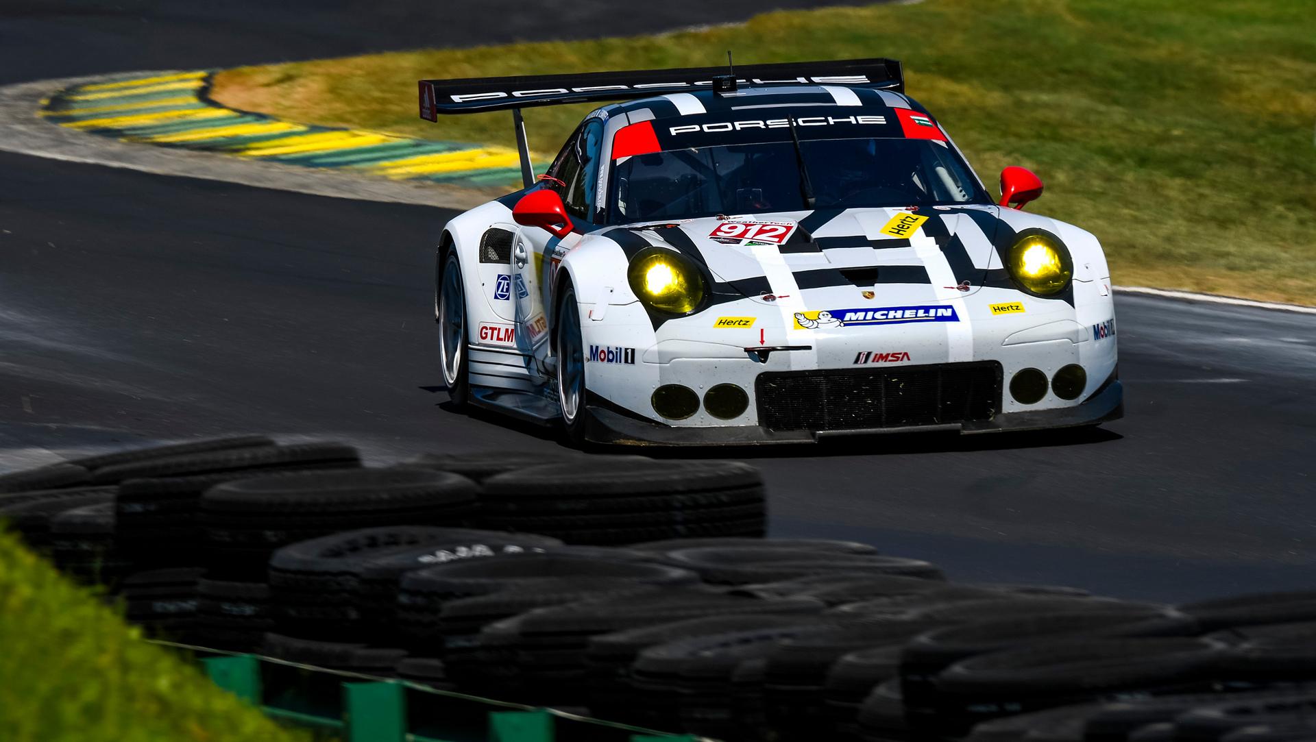 Porsche 911 RSR © Dr. Ing. h.c. F. Porsche AG