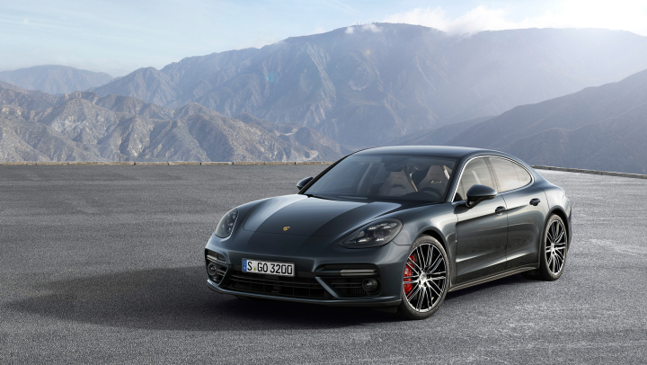 3D Sound Experience in the New Porsche Panamera