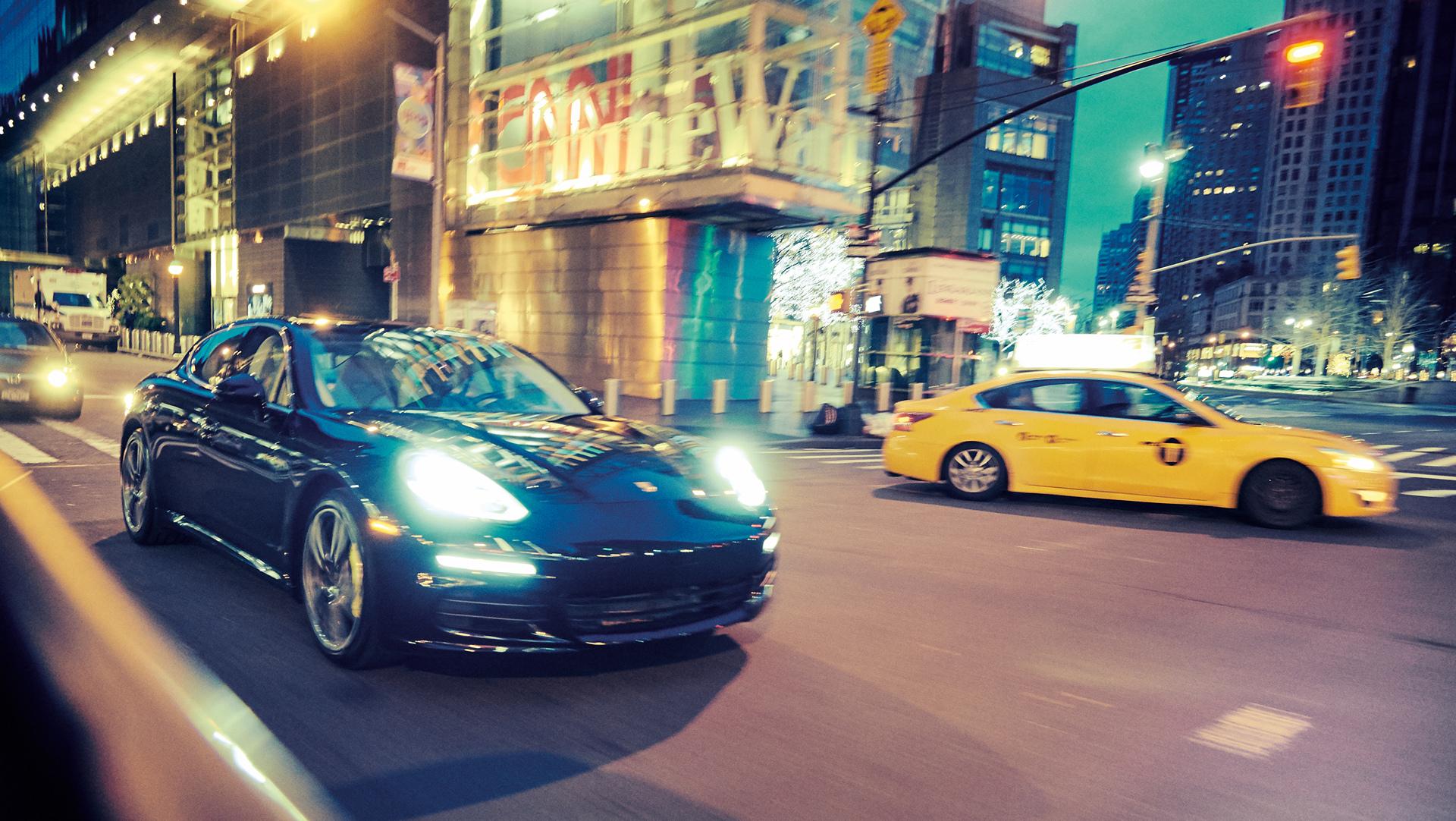 Panamera S E-Hybrid © Dr. Ing. h.c. F. Porsche AG