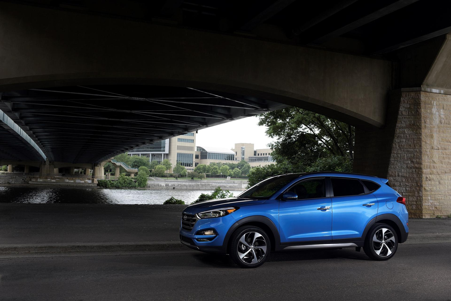 2017 Hyundai Tucson © Hyundai Motor Company