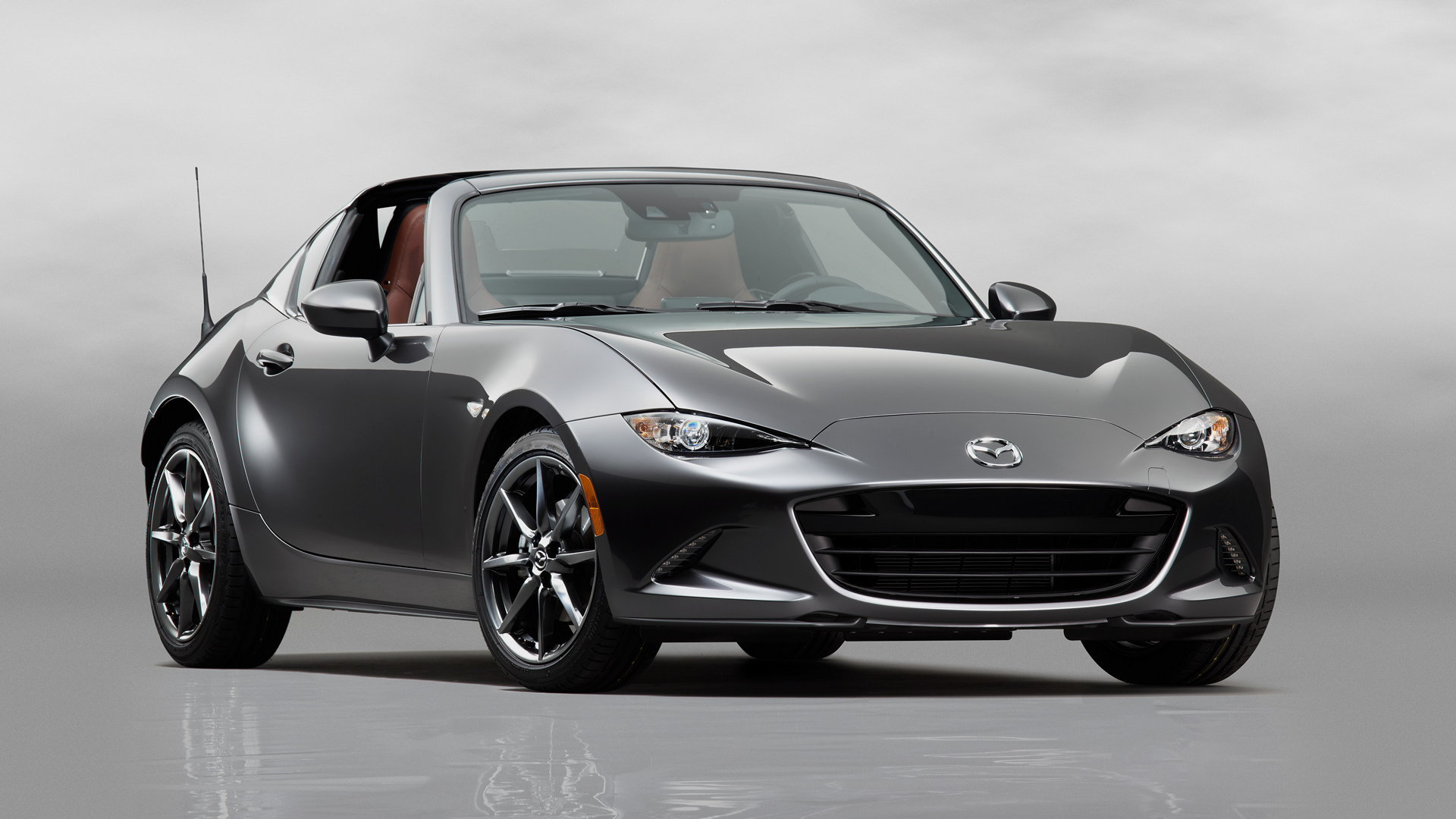 Mazda MX-5 Miata RF © Mazda Motor Corporation