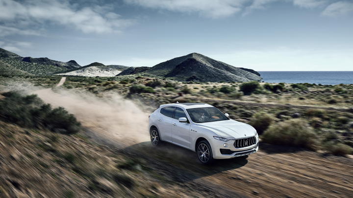 Maserati Levante 350 hp Review