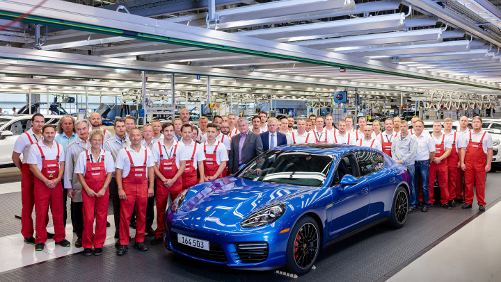 Porsche Panamera: The Last of its Kind