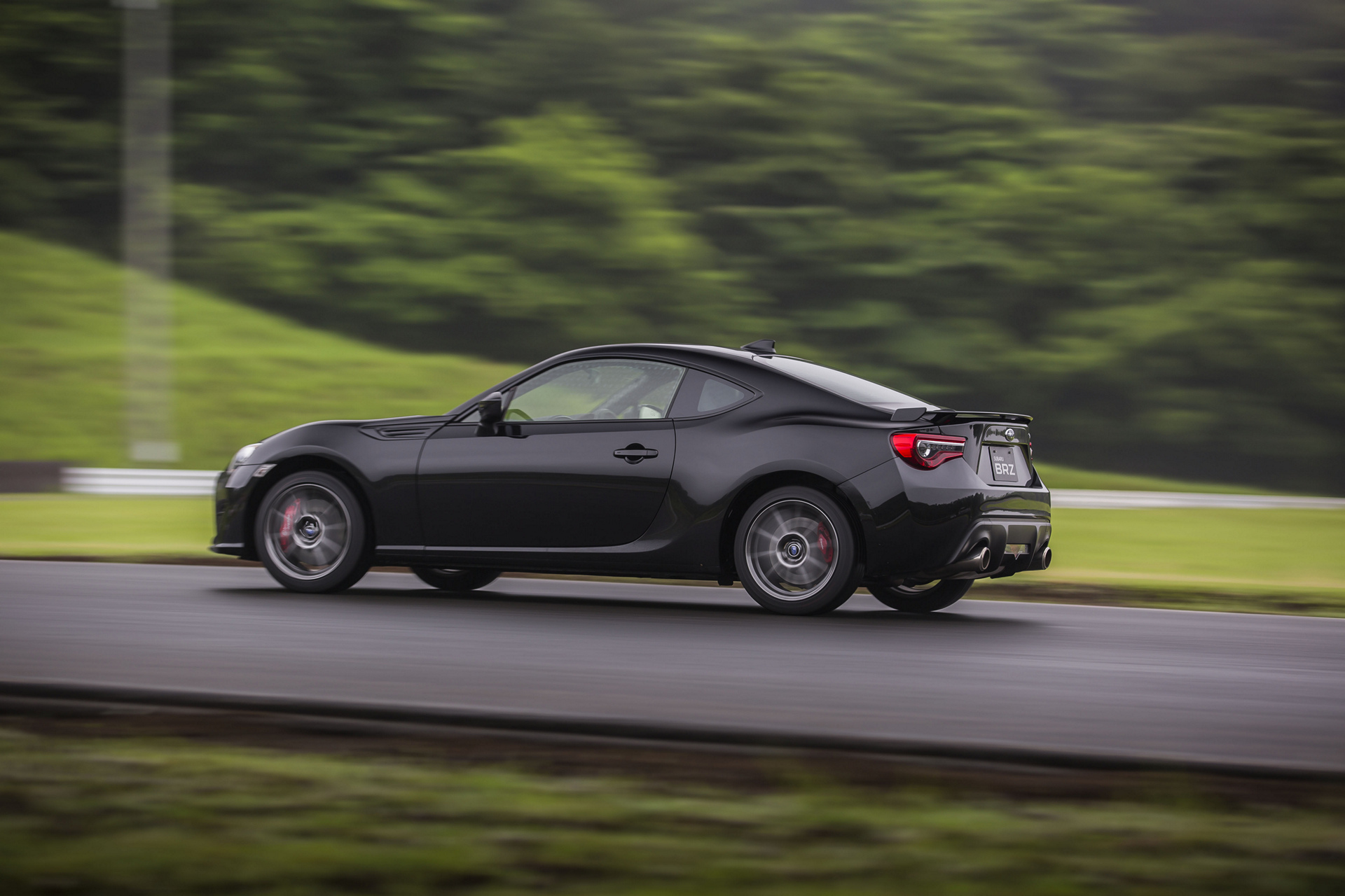 2017 Subaru BRZ ©Fuji Heavy Industries, Ltd.