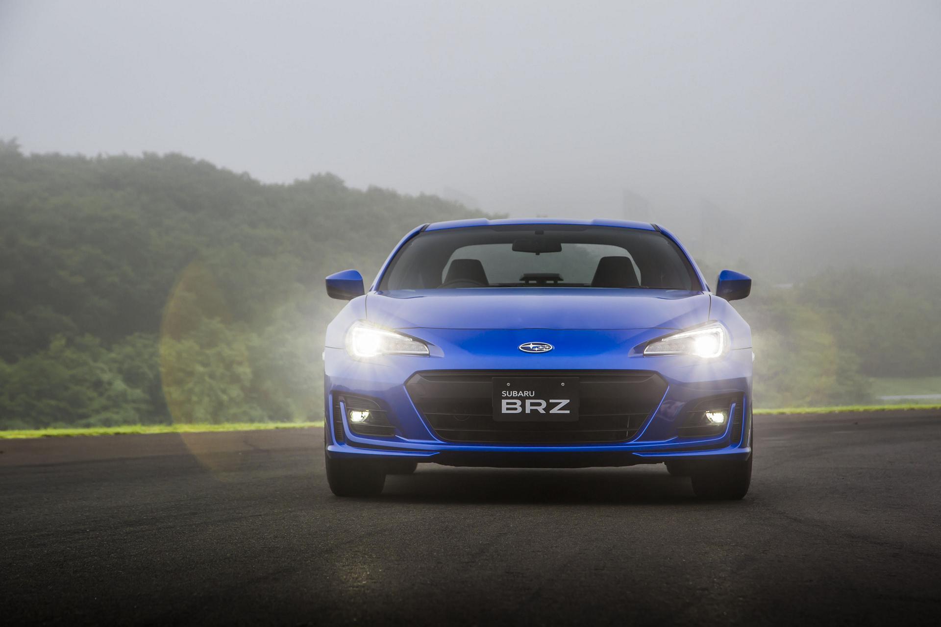 2017 Subaru BRZ © Fuji Heavy Industries, Ltd.