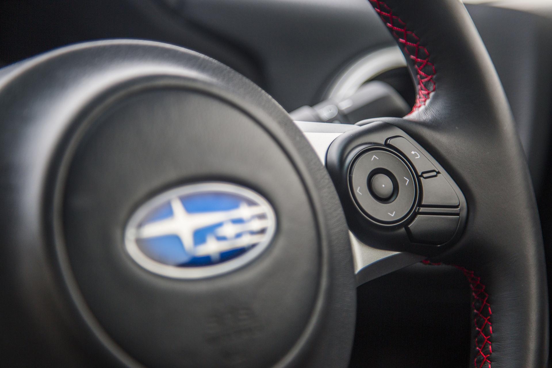 2017 Subaru BRZ ©Fuji Heavy Industries, Ltd.
