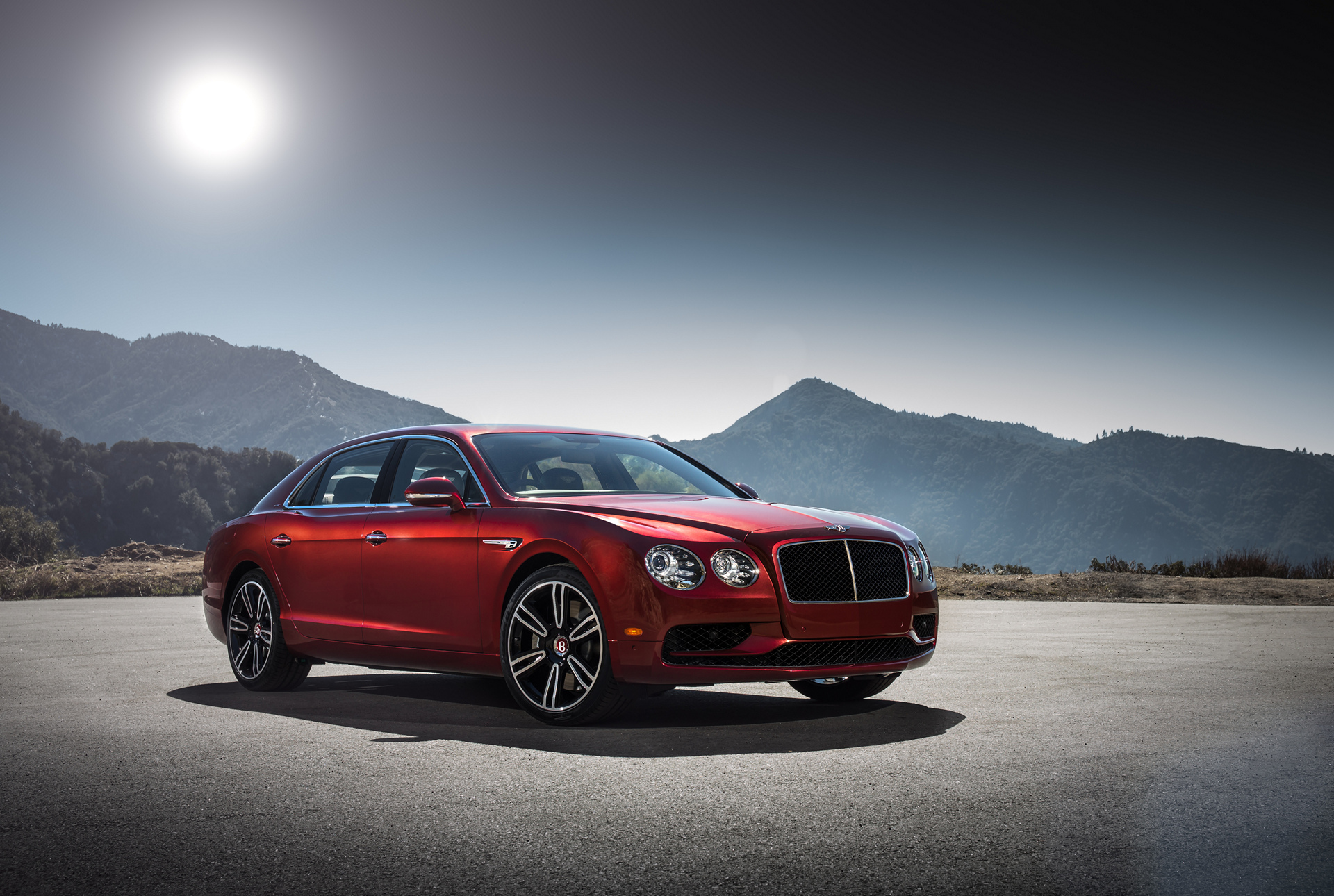 Bentley Returns to Pebble Beach with Three North-American Debuts © Volkswagen AG