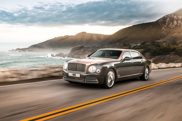 Bentley Returns to Pebble Beach with Three North-American Debuts