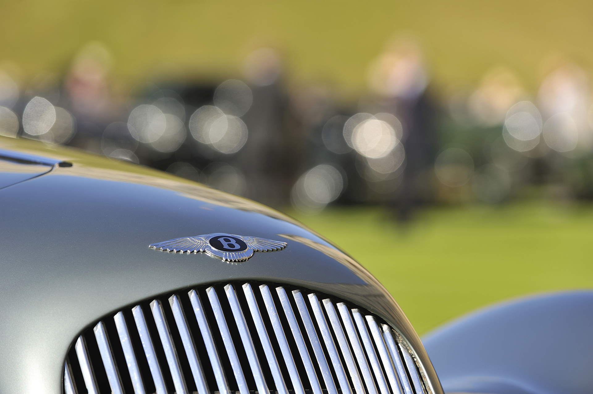 Bentley at the 2016 Concours of Elegance © Volkswagen AG