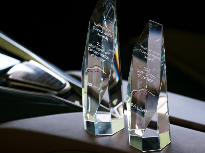 Buick Avista Concept Wins Two Awards