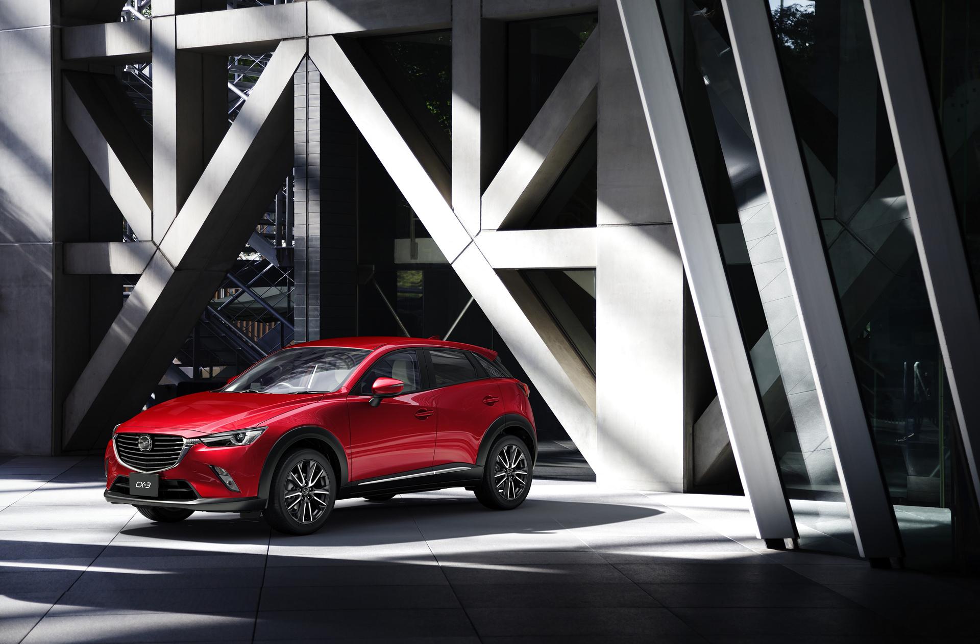 2017 Mazda CX-3 © Mazda Motor Corporation