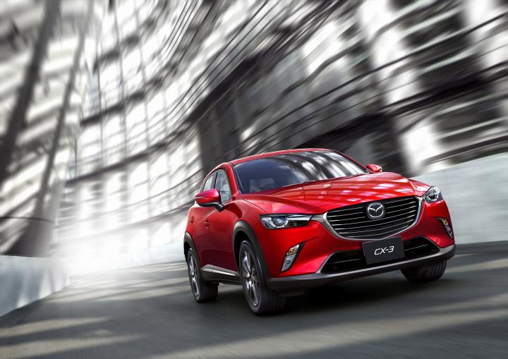2017 Mazda CX-3 Review