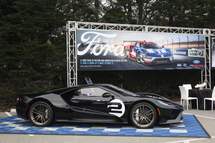 Ford Performance to Extend Production of All-New GT Supercar