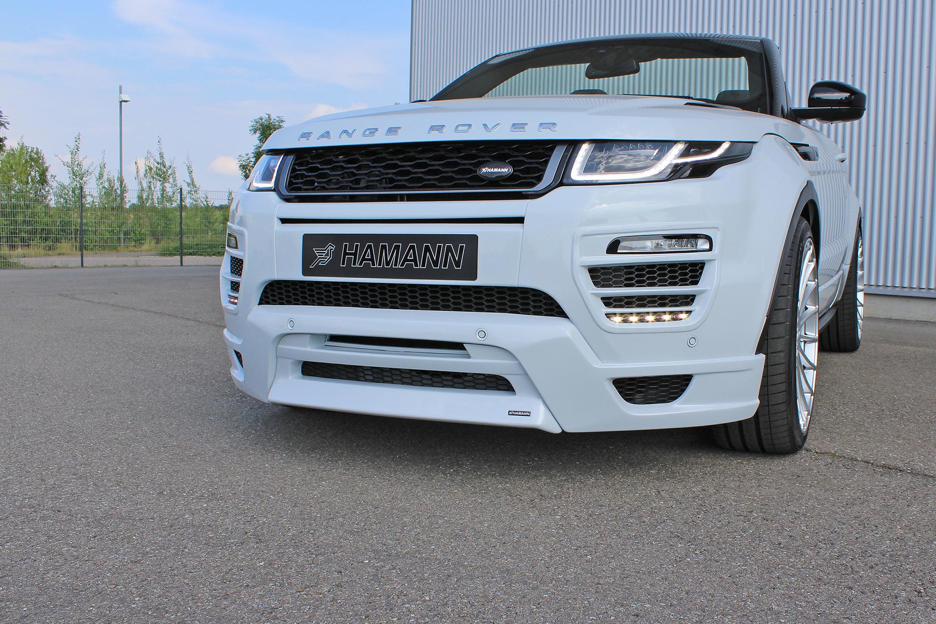 Range Rover Evoque Convertible © Hamann Motorsport GmbH