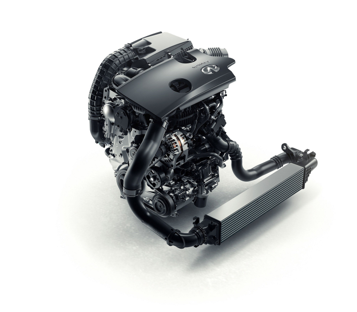 INFINITI VC-T: The World's First Production-Ready Variable Compression Ratio Engine