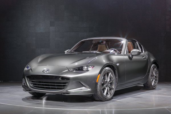 Mazda Announces MX-5 Miata RF Launch Edition © Mazda Motor Corporation
