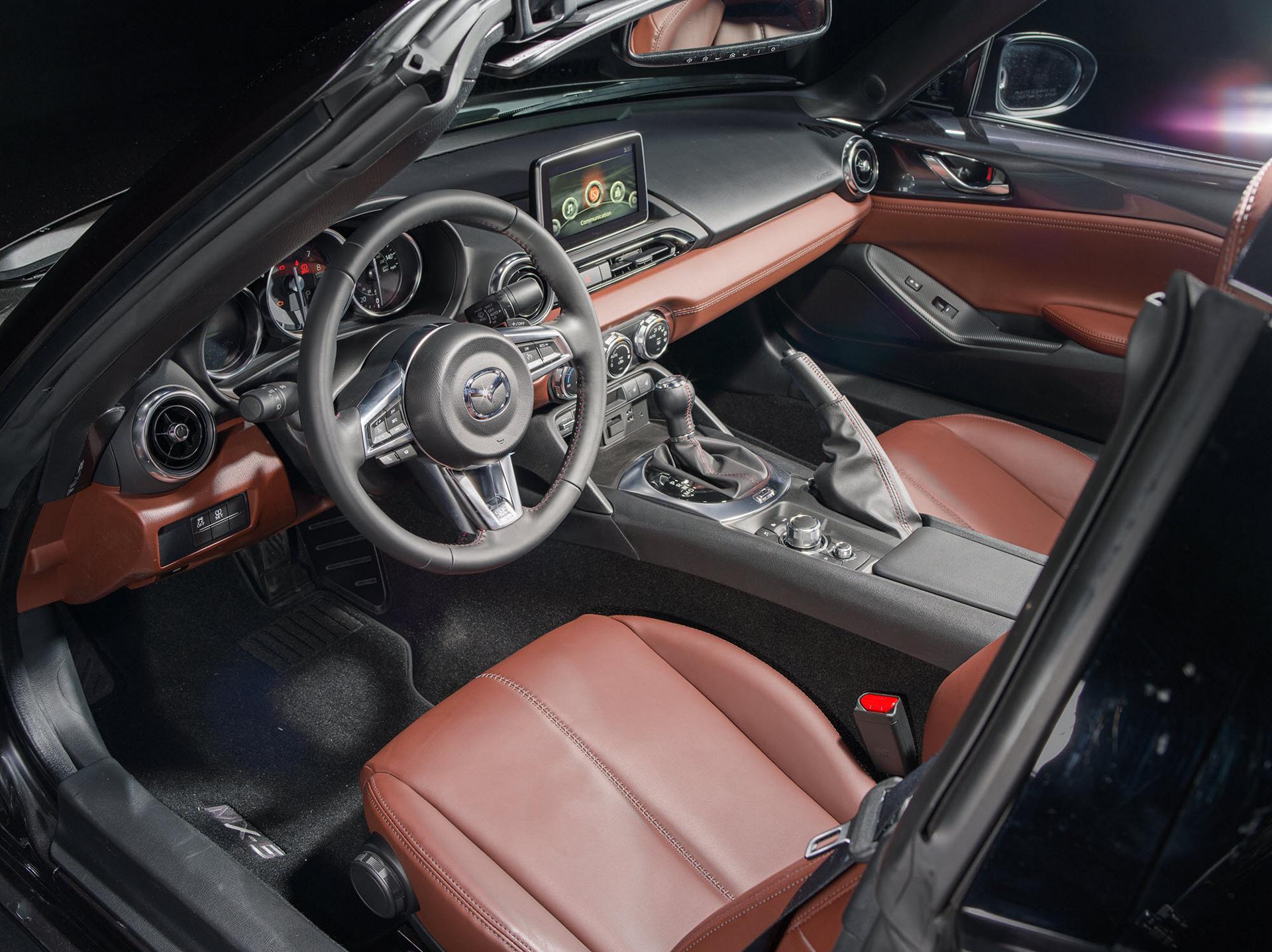 Mazda MX-5 Miata RF © Mazda Motor Corporation