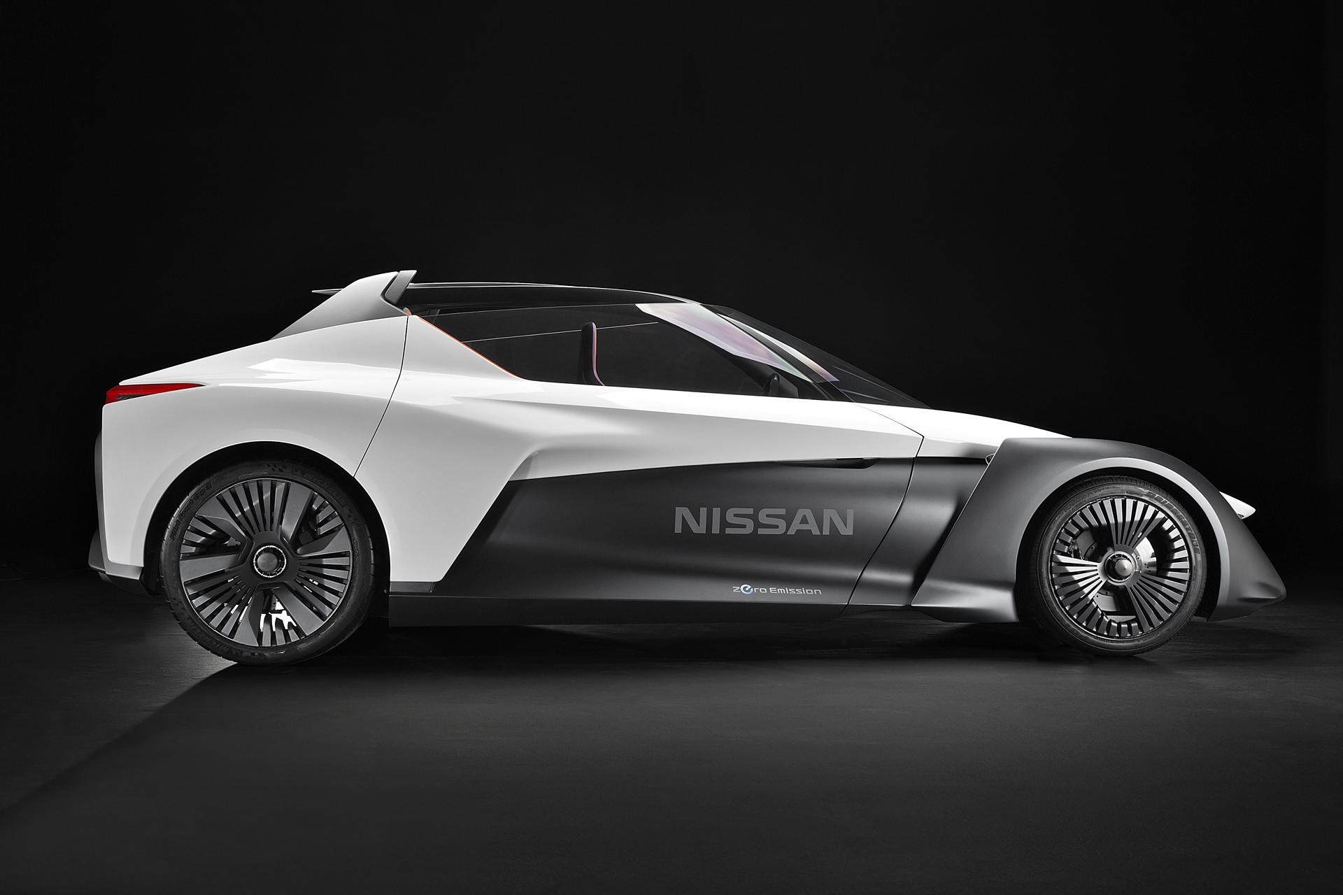 Nissan BladeGlider © Nissan Motor Co., Ltd.