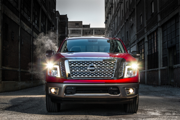 2017 Nissan TITAN © Nissan Motor Co., Ltd.