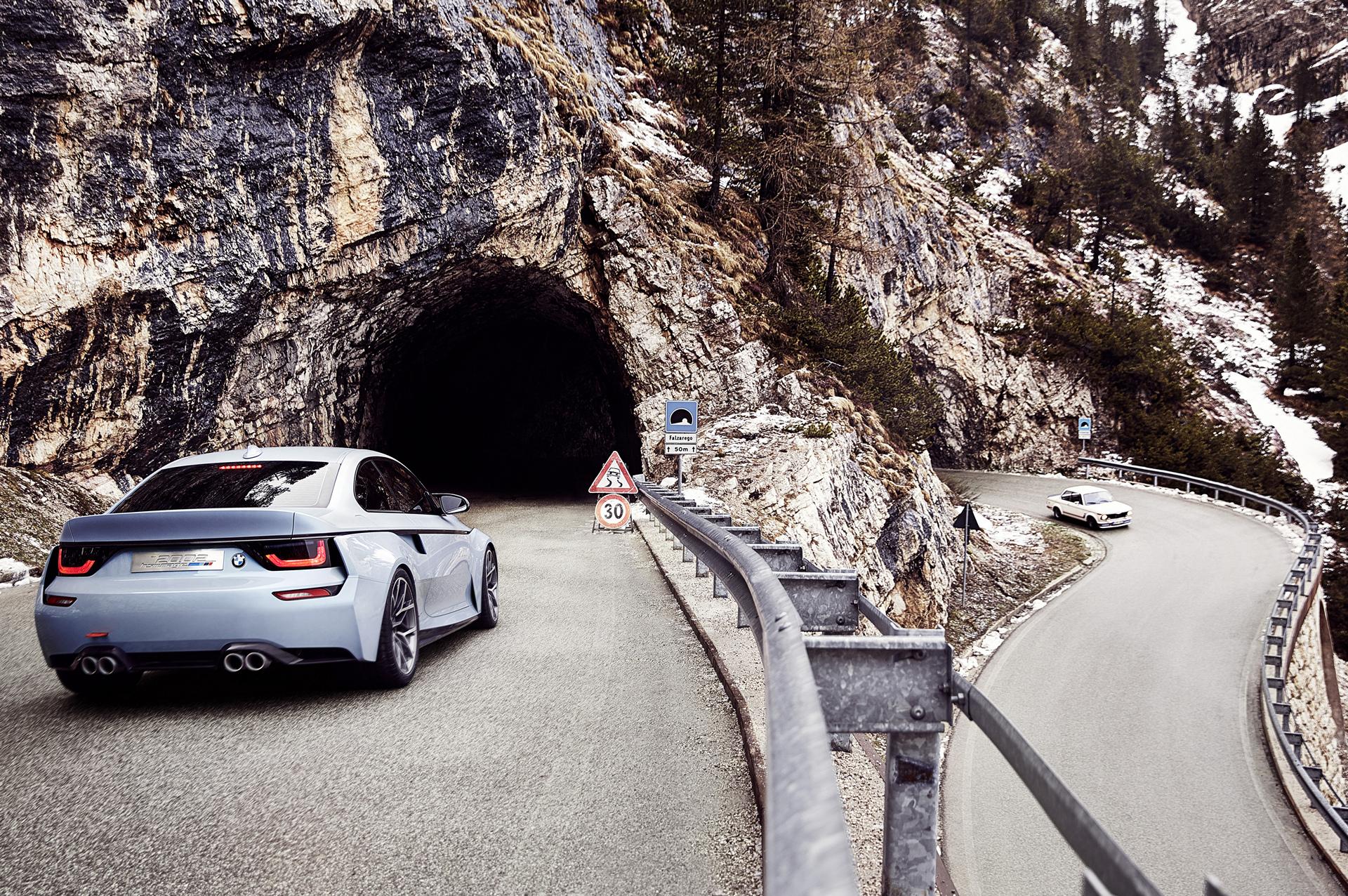 BMW 2002 Hommage © BMW AG