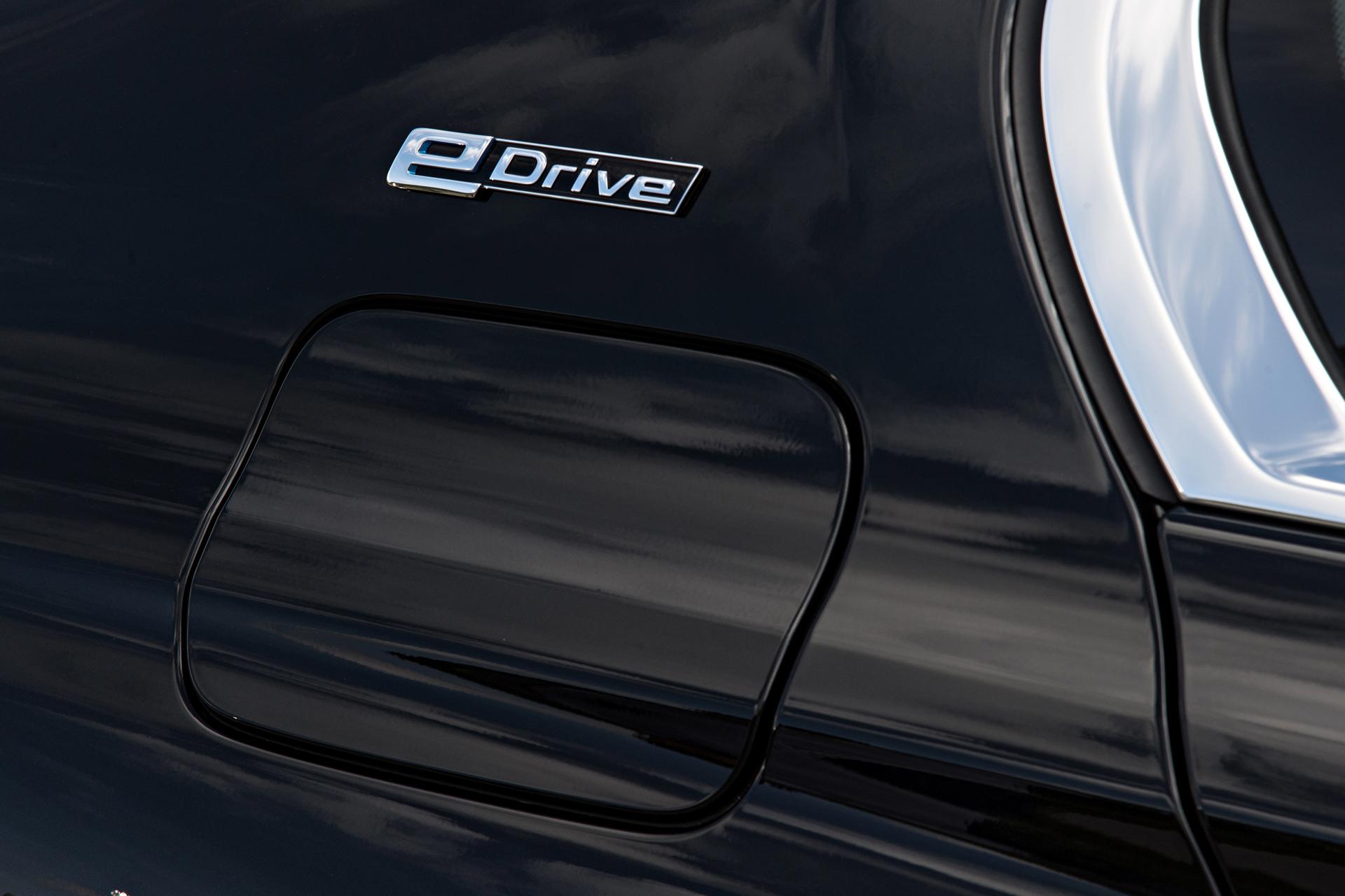 2017 BMW 740e xDrive iPerformance © BMW AG