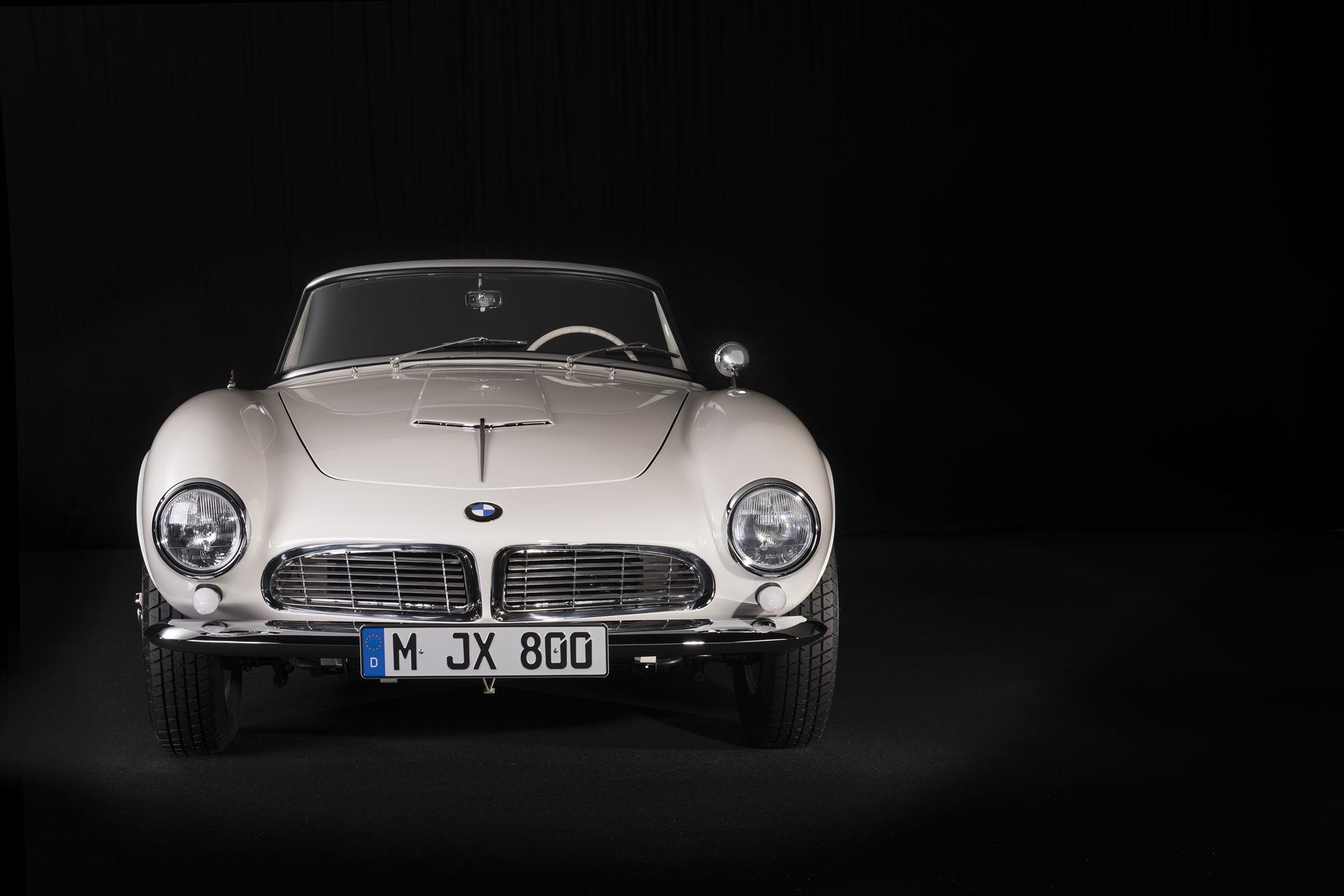 Elvis` BMW 507 © BMW AG