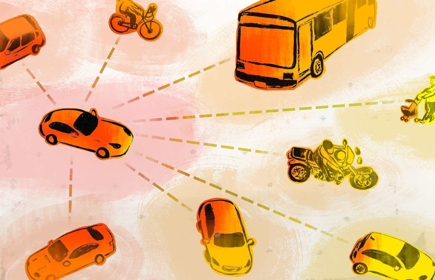 Designing the autonomous vehicle of the future requires an array of the best technical talent available: automobile and software engineers, experts on sensor technology and artificial intelligence, computer scientists, production specialists and many others © Nissan Motor Co., Ltd.