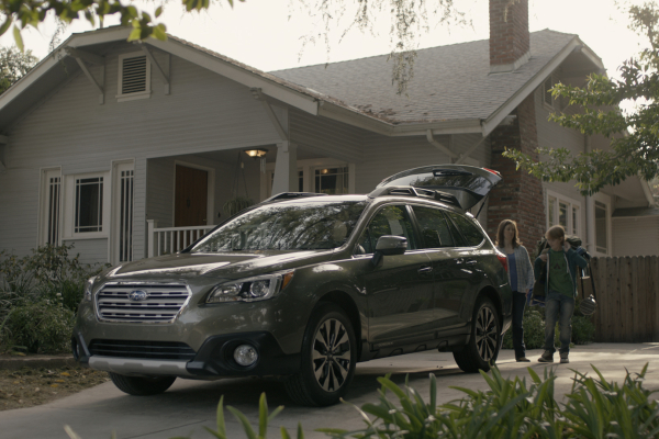 2017 Subaru Outback national television spot – Take the Subaru © Fuji Heavy Industries, Ltd.