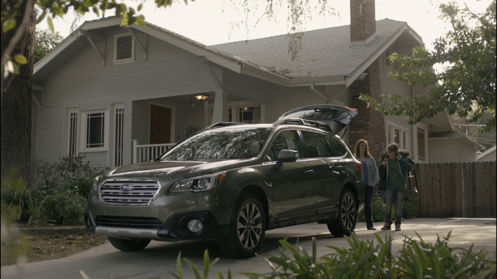 Subaru Puts Safety First: Two New Television Spots
